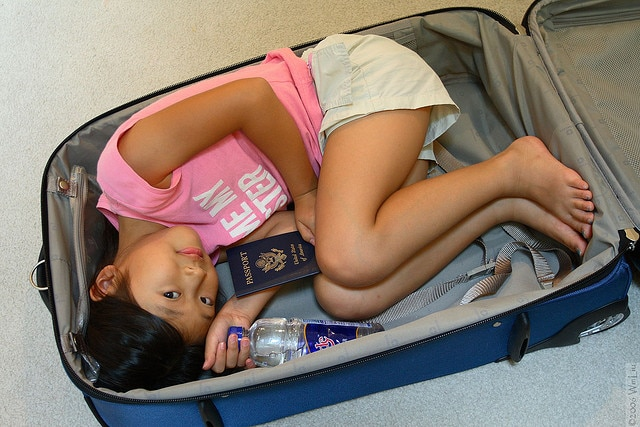 funny packing list for china travel