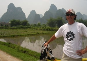 china mike traveling in 2007