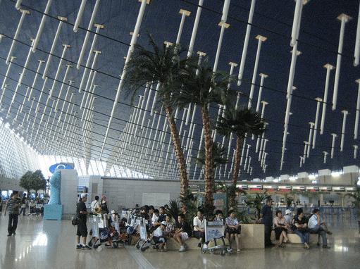 Shanghai Pudong Airpor