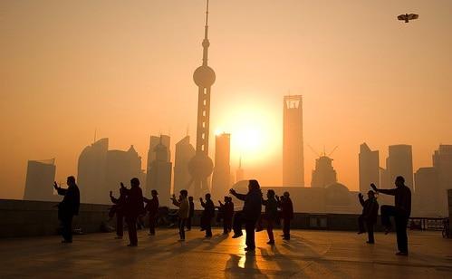 shanghai china travel tourist attraction