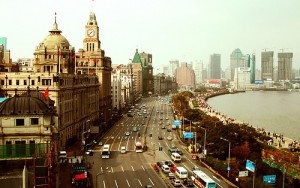 shanghai china travel tourist attraction