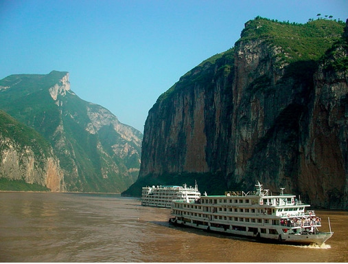 Sex on a yangtze river cruise