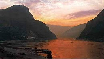 Yangtze River is a top attraction