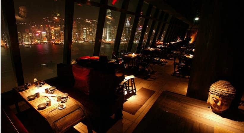 Hong Kong Restaurants Guide to best HK restuarantsfrom  : hong kong hutong restaurant from www.china-mike.com size 821 x 447 jpeg 49kB