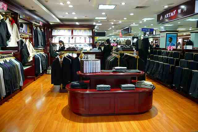Clothing stores online China clothing store