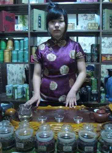 The China Tea Scam