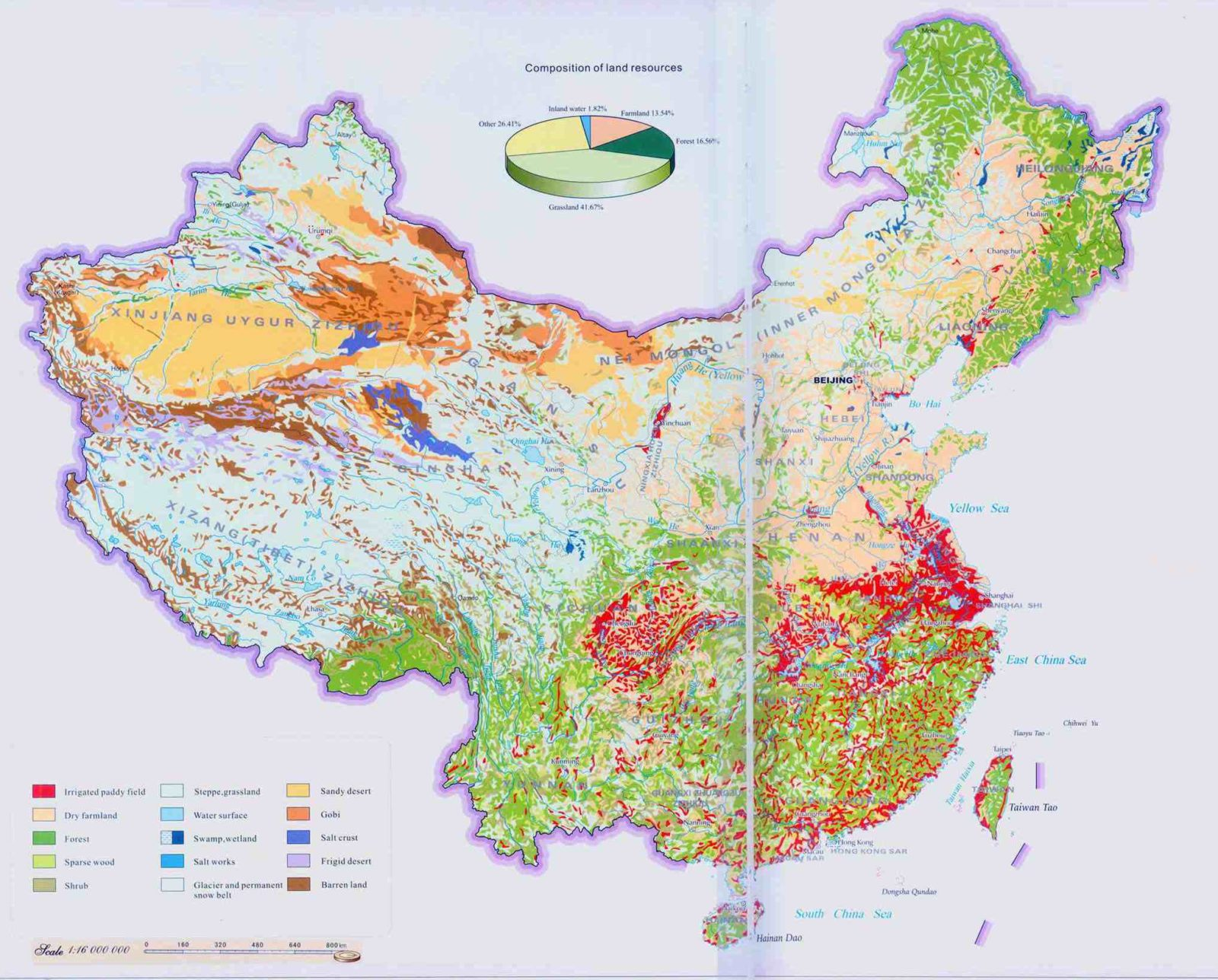 Image of: Free Physical Maps Of China Downloadable Free World Maps