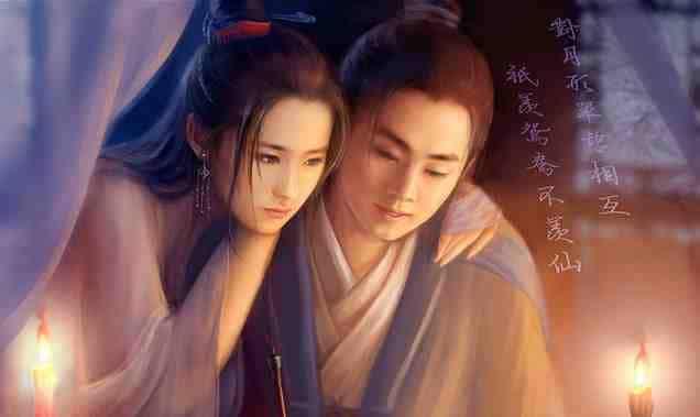 The legend of Meng Jiangnu