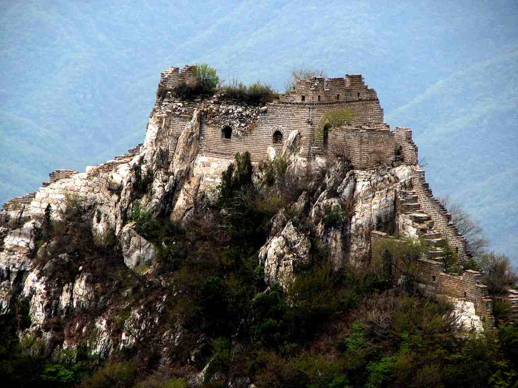 essay about great wall of china