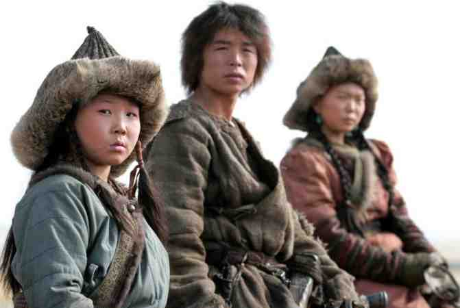 Ancient Chinese nomads