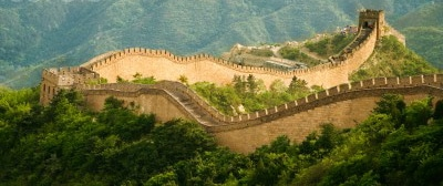 A good picture of The Great Wall of China which is a must-see attraction when traveling to China.