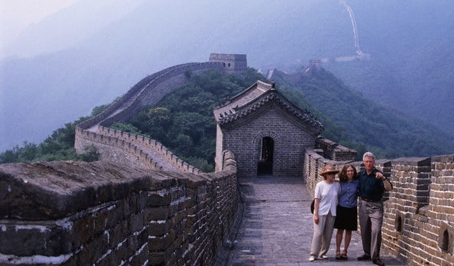 great wall china thesis