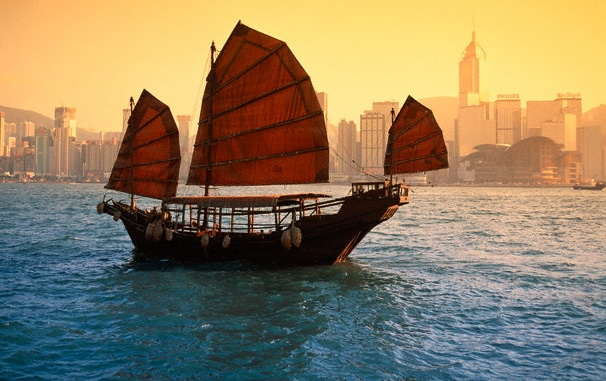 Hong Kong is visa free for most travelers!