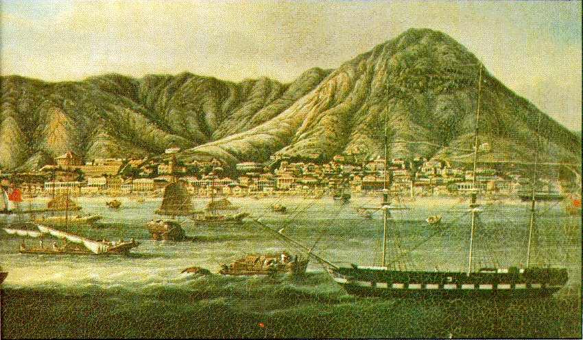 3 1860 victoria harbor HONG KONG HISTORY FOR DUMMIES | PART 2