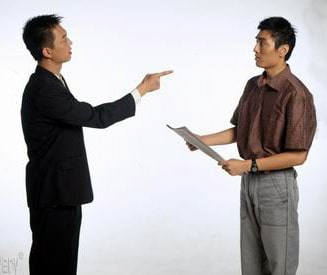 Telling a Chinese person they're lying.