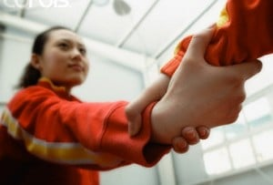 chinese gymnasts 300x203 GUANXI: The oil that keeps China running
