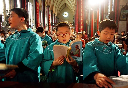 Catholicism in China