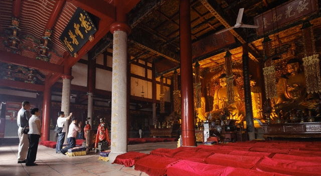 Facts about China: RELIGION