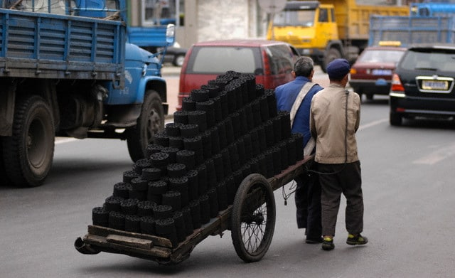 china heating coal vendors cart China Energy, Pollution, Environment facts & statistics