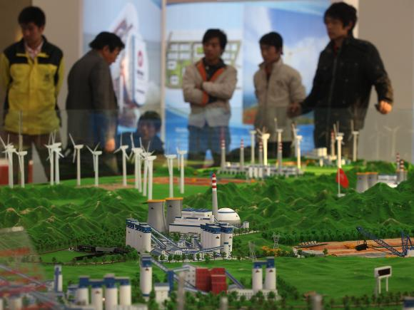 china wind power worlds leading China Energy, Pollution, Environment facts & statistics