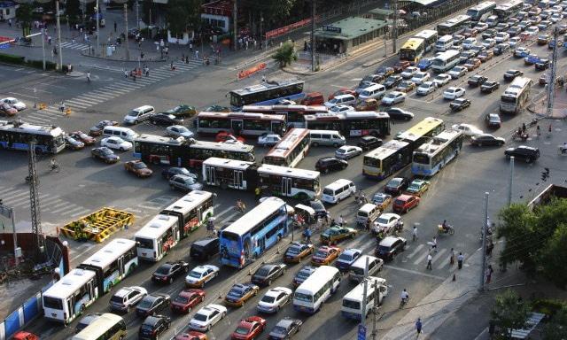 La sécurité routière en Chine