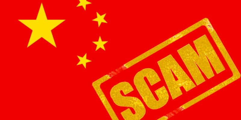 Common travel scams in China