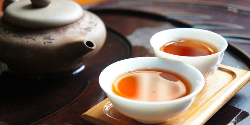 The Chinese culture of Tea