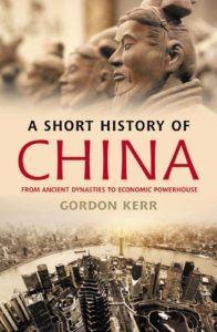 A Short History of China book on Amazon