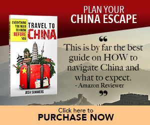 Buy the New China Travel Guide