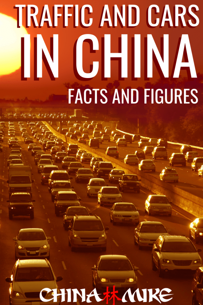 Curious about driving in China and Chinese car culture? Here's everything you need to know about cars and bikes in China #car #traffic #china #travel