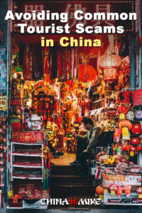 Save this article about tourist scams in China on Pinterest!