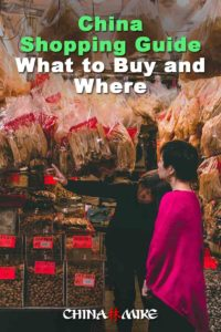 China Shopping Guide - What to Buy and Where | China Mike