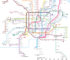 Shanghai Metro Map 2020